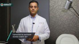 Liposuction ile zayıflamak mümkün olabilir mi?