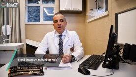 Kronik Pankreatit tedavisi var mıdır?