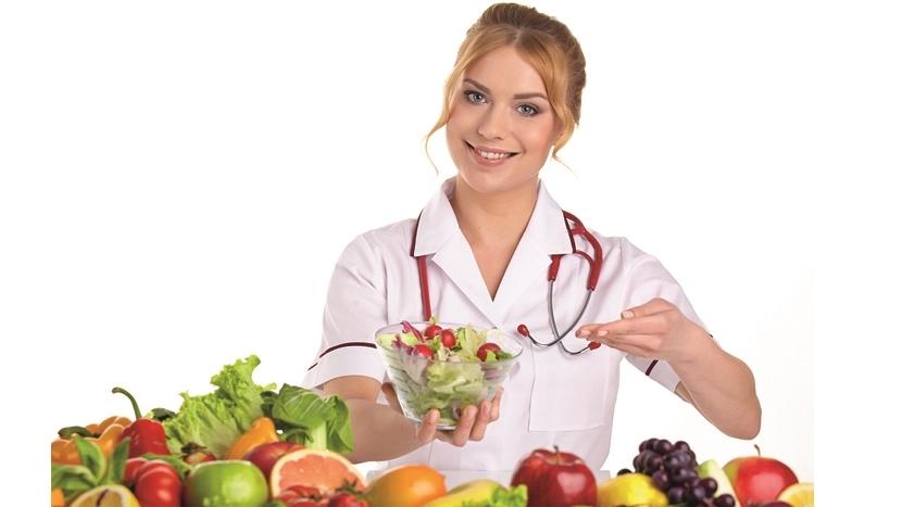 Diyetisyen ve beslenme uzmanı