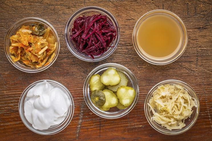 Fermente gıdalar