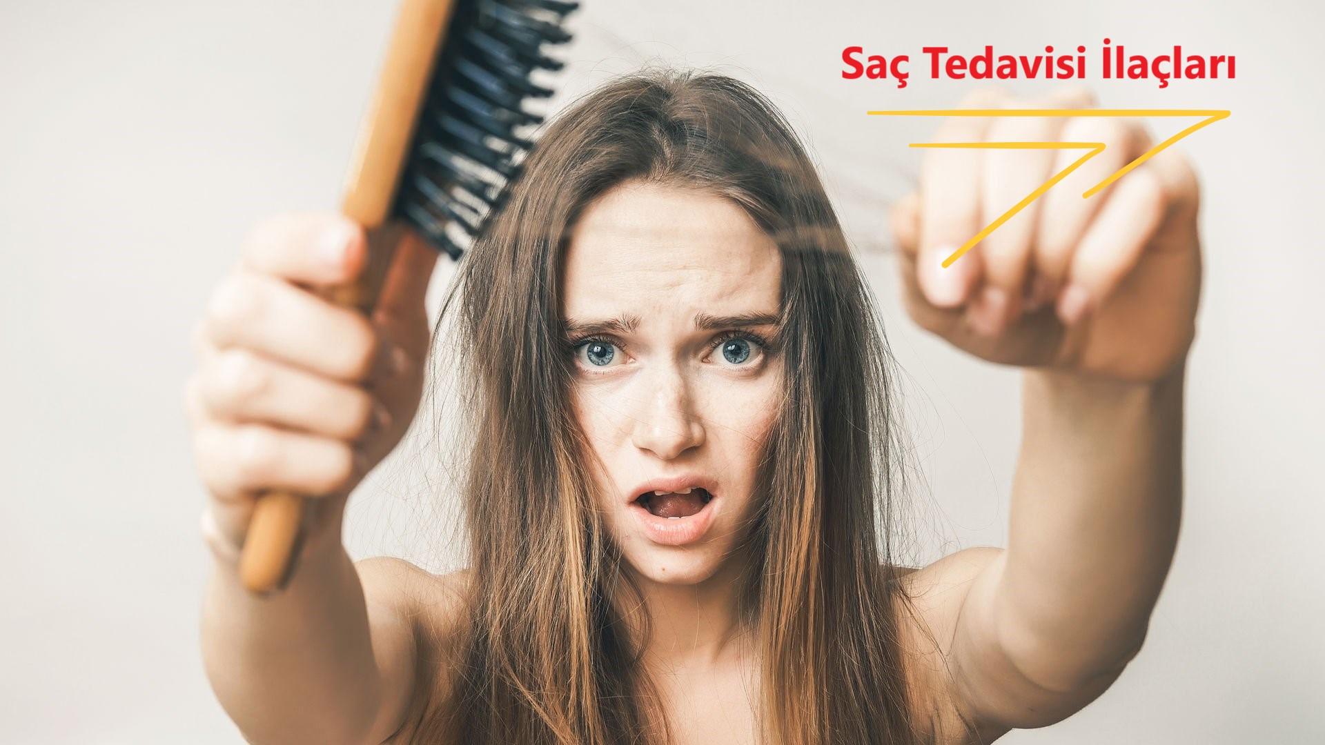 Saç Tedavisi İlaçları