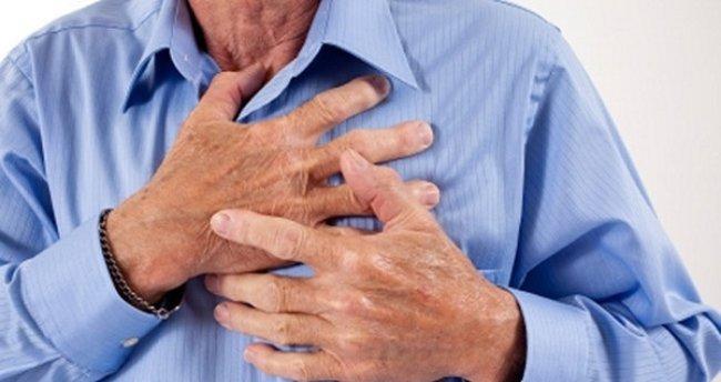 göğüs rahatsızlığı